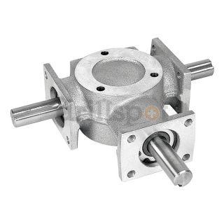 Hub City AD3 1/1CFSP Gear Drive, Bevel, 1750 rpm, 5.27 HP, Alum