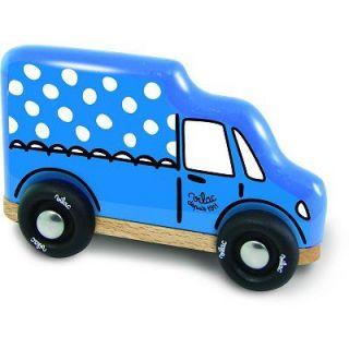 Mini camion   Livreur de lait Livrez le lait à domicile avec ce beau