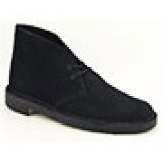 Clarks Originals Mens Desert boot Black Boots