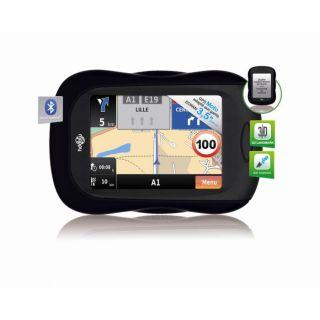 GPS moto Mappy Mini X340   Ecran 3.5   Cartographie ope de lOuest