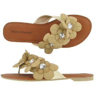 Pierre Dumas LORNA 1 21088207 Gold 6.5 Medium Shoes