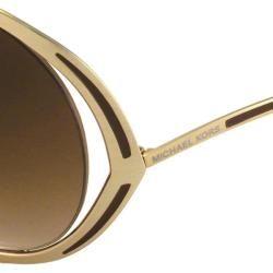 Michael Michael Kors M2043S Ritz Womens Round Sunglasses