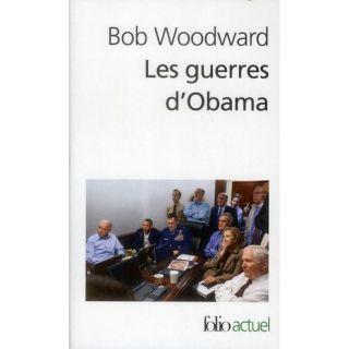 Les guerres dObama   Achat / Vente livre Bob Woodward pas cher