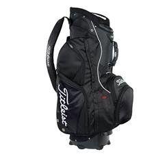 Titleist Custom Logo Lightweight Cart Bag   Black Sports