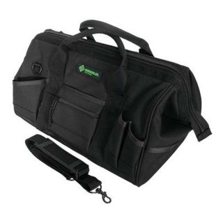 Greenlee 0158 12 Electricians Tool Bag, 18In, 31 Pockets