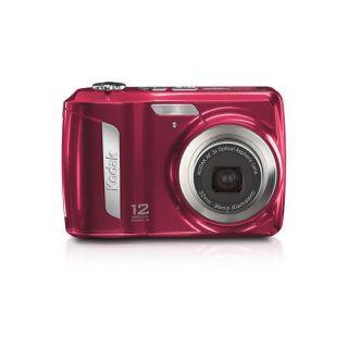 Kodak EasyShare C143 12MP Red Digital Camera (Refurbished)