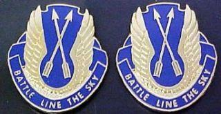 210th Aviation Battle Line the Sky Distinctive Unit