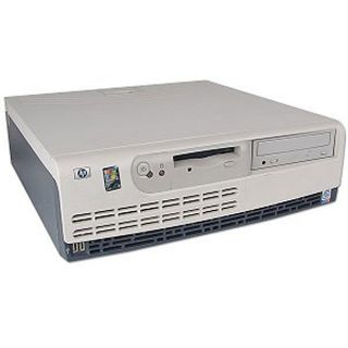 HP Vectra VL420 2.0GHz 512MB 40G Desktop (Refurbished)