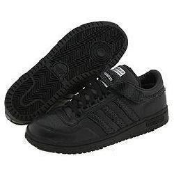 adidas Originals Concord Lo Black/Black/Metallic Silver