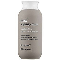 Living Proof Straight Making No Frizz Styling Cream, 2 oz