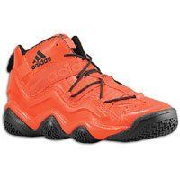 Adidas Top Ten 2000 Mens Basketball Shoes Red/Black Shoes