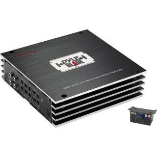 Pyle Blade PLBA430FRD Car Amplifier   4 x 300 W @ 4 Ohm   4 x 450 W @