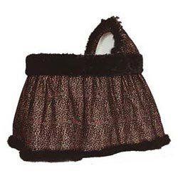 Leopard Designer Bassinet Set   Color Cheetah Baby