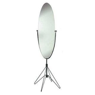 Atom Collection Pedestal Floor Mirror