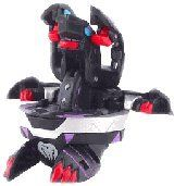 Bakugan Special Attach Black Darkus Alpha Hydranoid HM