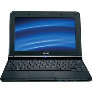 Toshiba NB305 N310G Netbook   Atom N450 1.66 GHz   10.1   Onyx Black