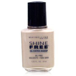 Maybelline Shine Free Oil Control Makeup, Mocha Beauty