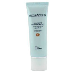 Christian Dior HydrAction Deep Hydration Skin Tint SPF 20
