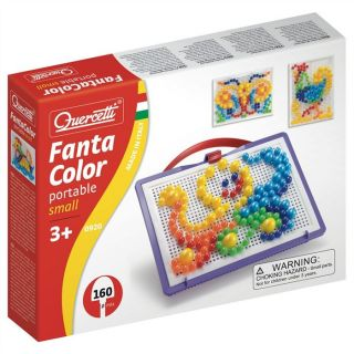 Mix 160 Quercetti   Achat / Vente PACK MOSAIQUE Fantacolor Mix 160