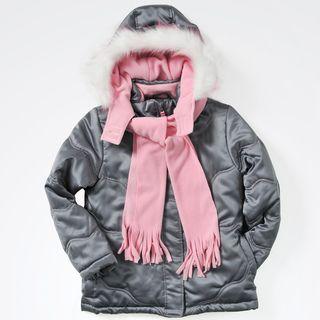 Rothschild Girls Jacket and Scarf Set