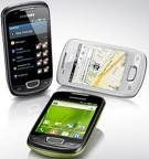 Unlocked Samsung S5570 Galaxy Mini Touchscreen, Wi Fi, 3G