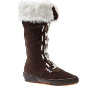 $220 Superga 2077 Alpina Womens Canvas Boots Shoes Shoes