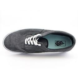 Vans Mens Era Black/White Skate Shoes (Size 13)