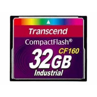 TRANSCEND TS32GCF160 CARTE MÉMOIRE COMPACT FLASH CLASSE 5.0 32 GO