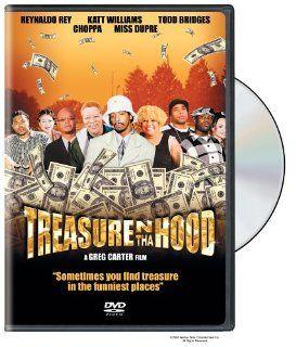 Treasure N Tha Hood Andrae Noel, Natascha Hopkins