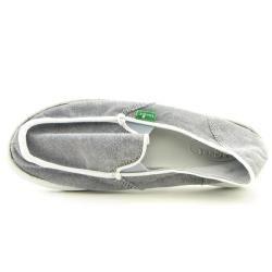 SANUK Womens Brea Gray/White Sandals Slides Shoes (Size 5