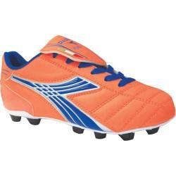 Boys Diadora Forza MD JR Orange/Blue Today $28.95