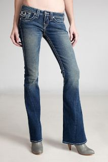 True Religion  Disco Joey Big T Del Mar Jeans for women