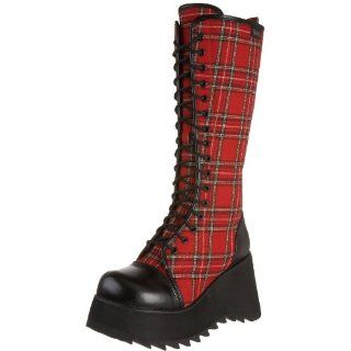 Demonia By Pleaser Womens Scene 100 Boot Shoes