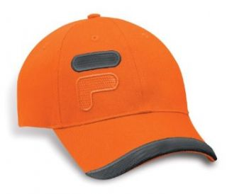 Fila Golf Monza Cap,Atomic Orange Clothing