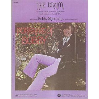 Sheet Music The Drum Bobby Sherman 222 Everything Else