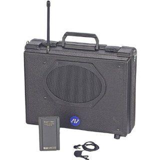 Amplivox SW222 Wireless Portable Buddy Public Address