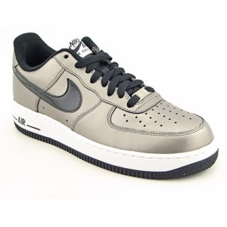 Nike Air Force Womens Gray Sneaker Shoes (Size 9.5)