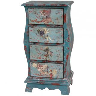 Rustic Fairies Night Stand (China)