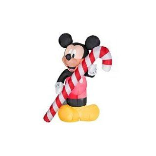 Disney 5.25ft Inflatable Lighted Mickey Mouse Christmas