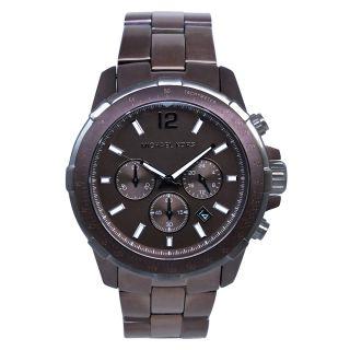 Michael Kors Mens Espresso Watch