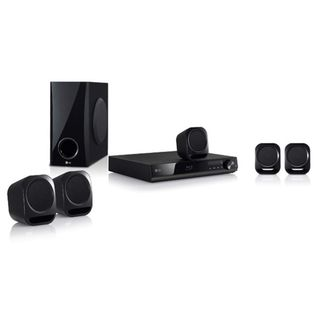 LG BH4120S 5.1 Home Theater System   330 W RMS   Blu ray Disc Player