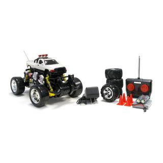 Extreme Monster Drift Dodge Ram 118 Electric RTR RC Truck
