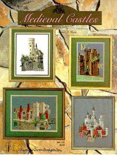Medieval Castles   Cross Stitch Pattern