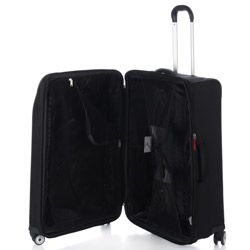 Samsonite Black Silhouette 11 3 piece Spinner Luggage Set