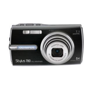 Olympus Stylus 780 7.1 MP Black All Weather Camera