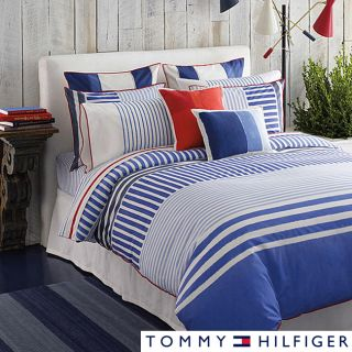 Tommy Hilfiger Mariners Cove 3 piece Duvet Cover Set Today $159.99 5