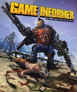 Game Informer Magazine Issue 221 (Borderlands) Books