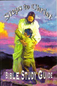 Steps to Christ Bible Study Guide Merlin, G. Beerman, NA, Lars