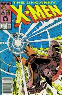 The Uncanny X Men #221  Death by Drowning (Marvel Comics) Chris