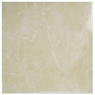 SomerTile 12x12 in Mesa Beige Ceramic Floor and Wall Tile (Case of 21